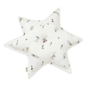 cushion star holiday