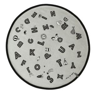 OYOY alphabet rug