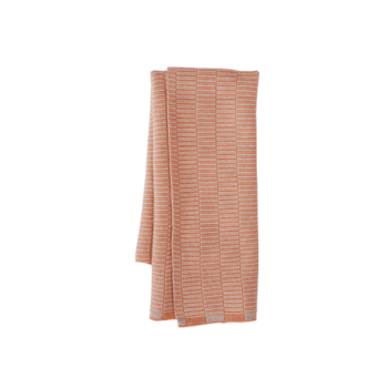 tea towel coral