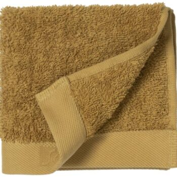 light brown towel