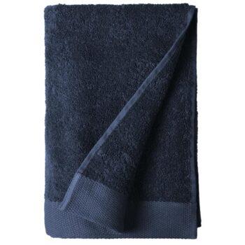 indigo towel