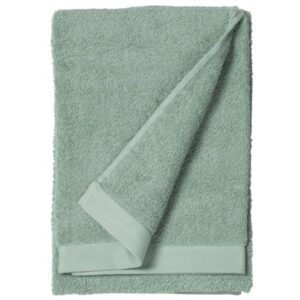 light green towel