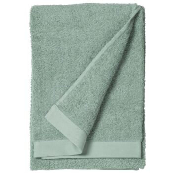 light green towel