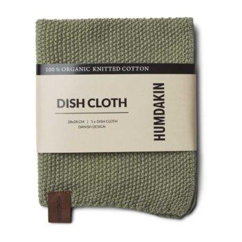 oak dishcloth