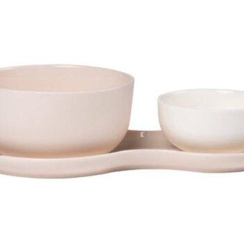 bowl rose creme