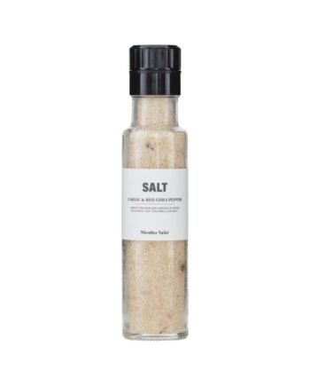 salt garlic nicolas