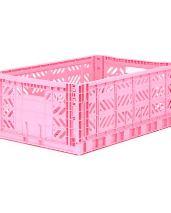 baby pink aykasa maxi