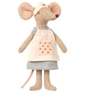 Nurse mouse maileg