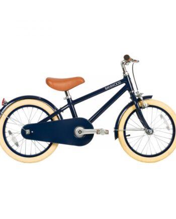 classic bike blue