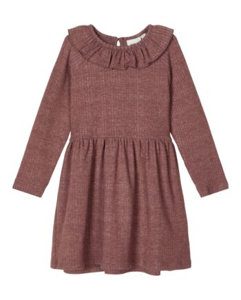 name it dress marron