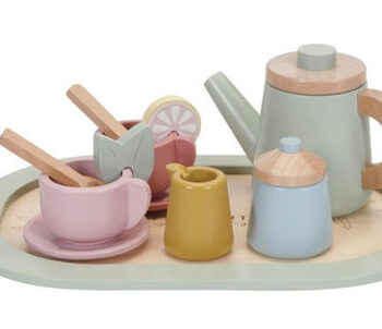 TEA SET HOUT