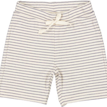 shorts blue stripe
