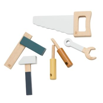 sebra tool set wooden