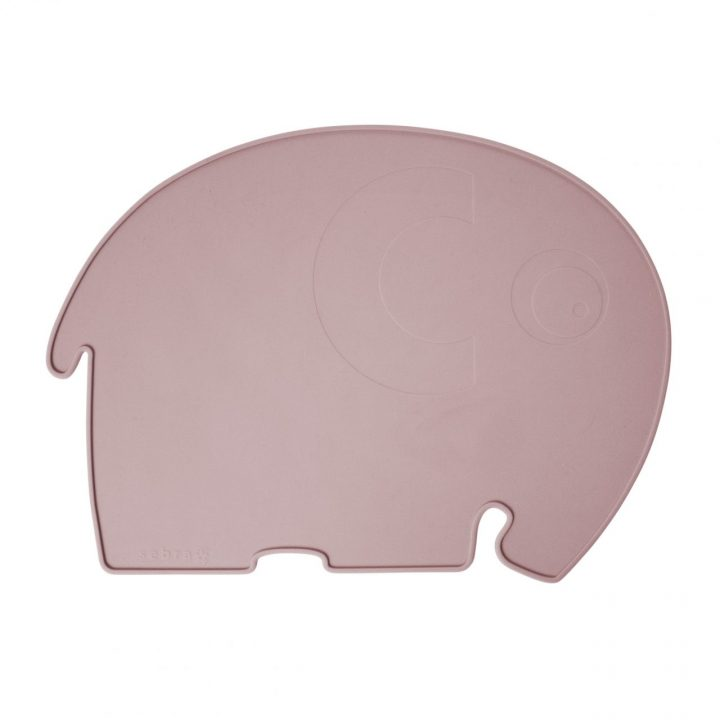 silicone placemat kids