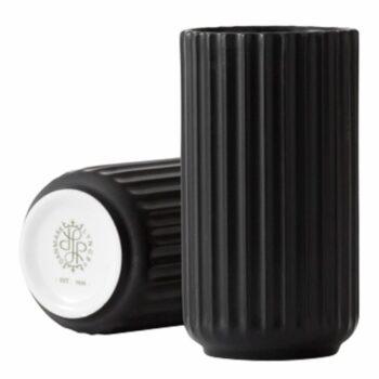 lyngby vase black