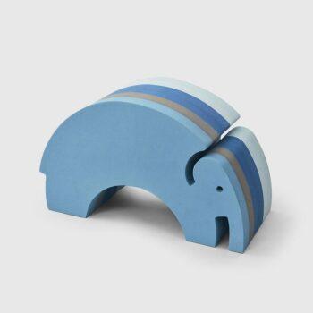 Bobles elefant blue