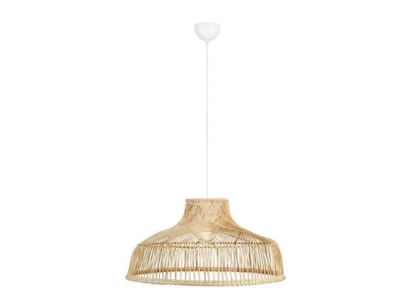 Bali lamp rattan