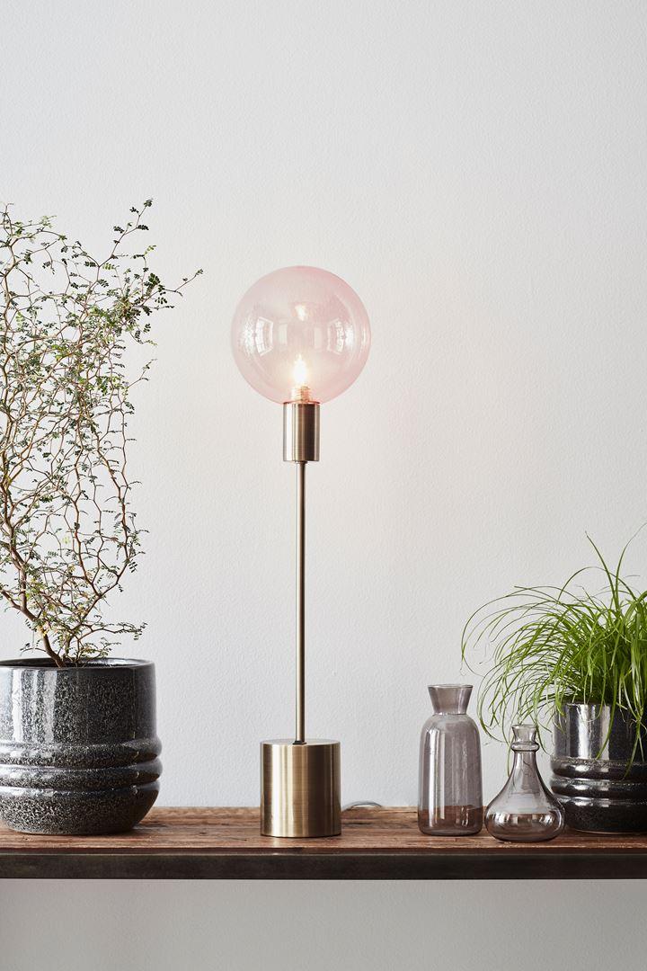 rose lamp markslöjd