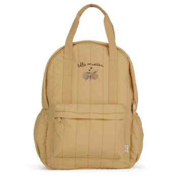 orange sorbet backpack konges