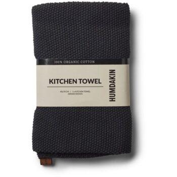 coal kitchen towel