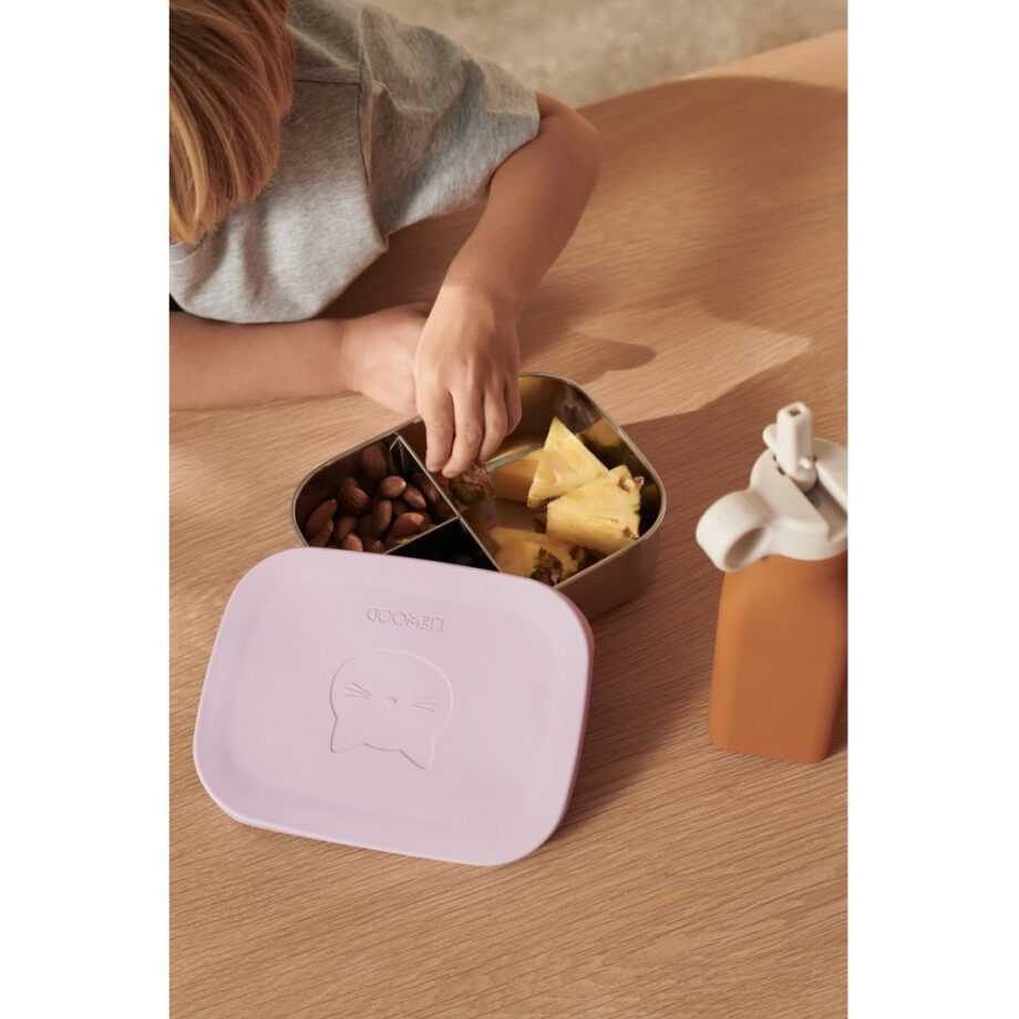 lunch box liewood lavender