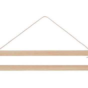 poster hanger wooden