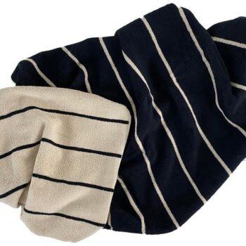 hand towel black oyoy