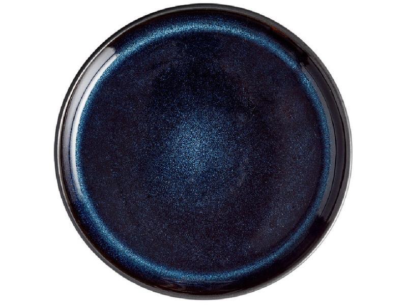 bitz plate blue black
