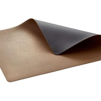 brown placemat bitz
