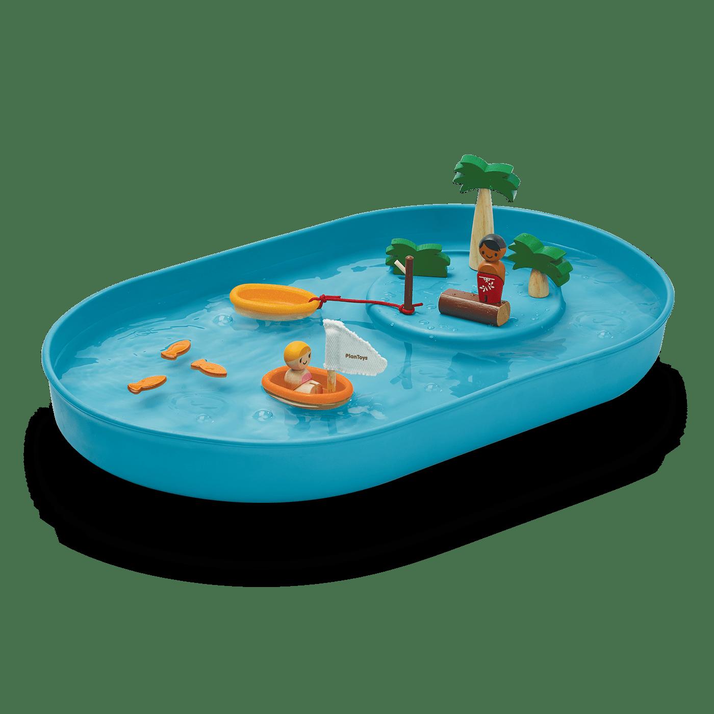 Wasserspielset