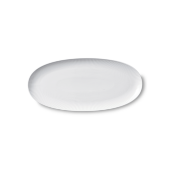 white oval royal copenhagen