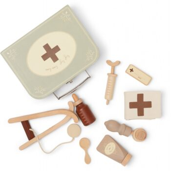 doctor set wood