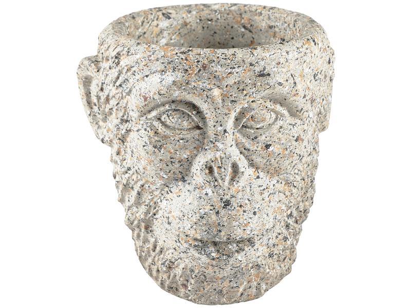 gorilla flower pot