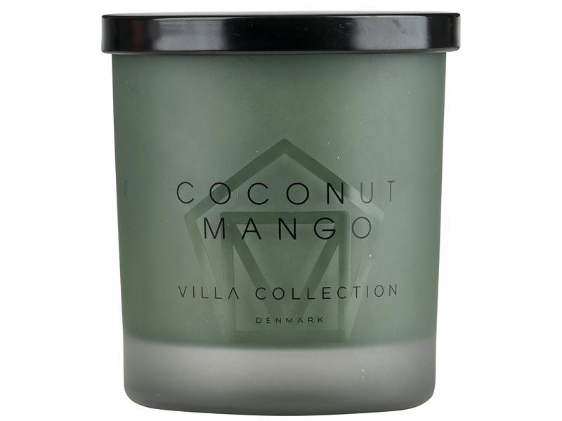 coconut mango candle