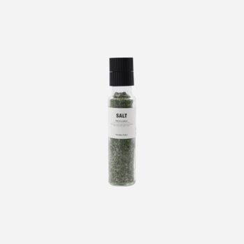 Salt garlic