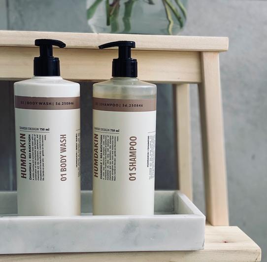 shampoo humdakin