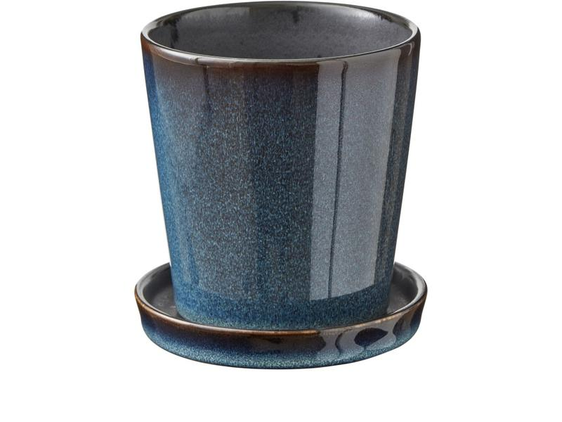blue pot plant bitz
