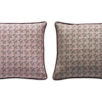 cushion nugmet rose
