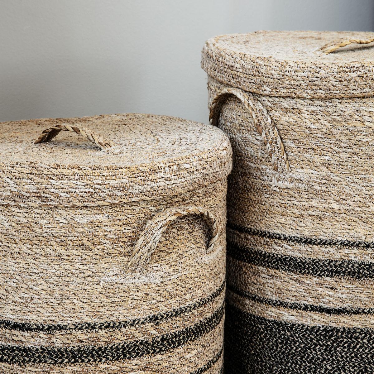 storage basket nature house doctor