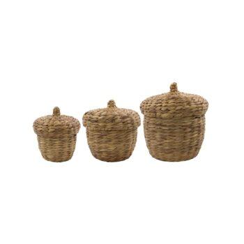 Aske storage baskets,