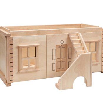basement dollhouse