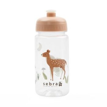 sebra rose water bottle
