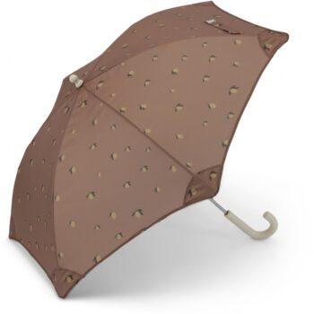 lemon brown umbrella