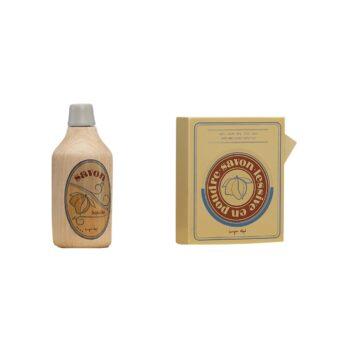 wooden laundry soap