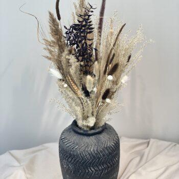 died flower bouquet