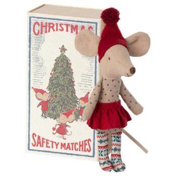 maileg christmas mouse